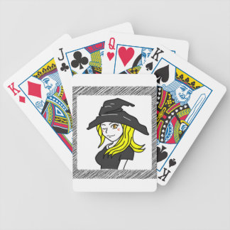 majiyorin bicycle playing cards