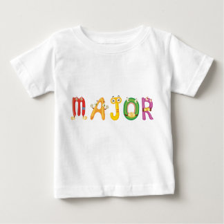 Major Baby T-Shirt