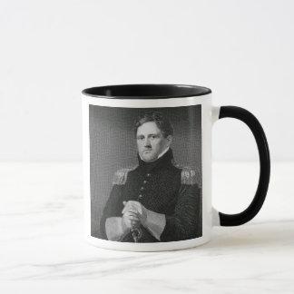 Major General Winfield Scott (1786-1866) engraved Mug
