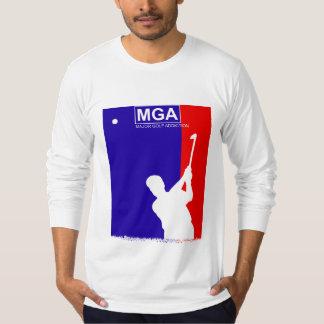 Major Golf Addiction T Shirt