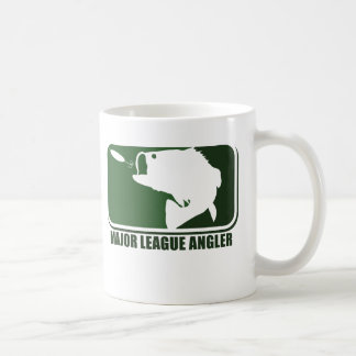 Major League Angler Coffee Mug