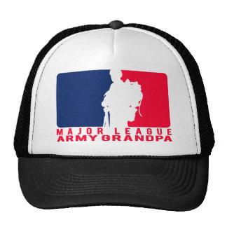 Major League Army Grandpa Cap