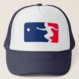 Major League Bocce Ball Trucker Hat