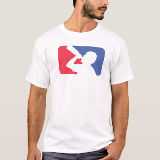 Major League Drinking Tee