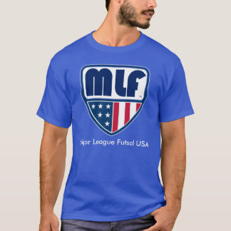 Major League futsal USA soccer professional futsal T-Shirt