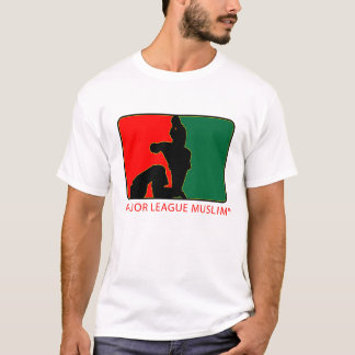Major League Muslim Pan African T-Shirt