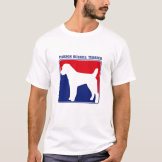 Major League Parson Russell Terrier t-shirt