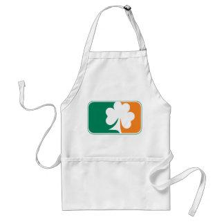 Major League Shamrock - Irish Colors Standard Apron