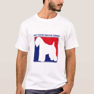 Major League Soft Coated Wheaten Terrier t-shirt