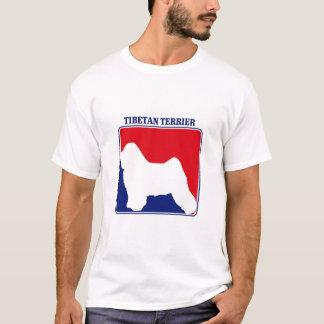 Major League Tibetan Terrier t-shirt