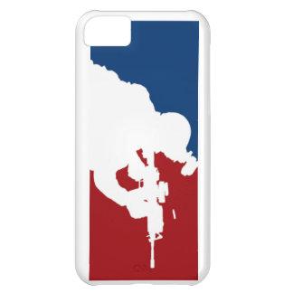 Major League Warfighter iPhone 5C Case