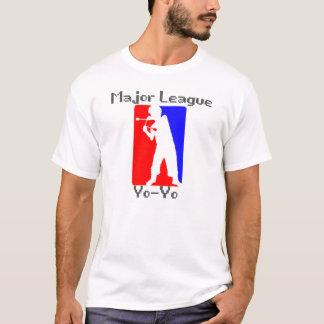 Major League Yo-Yo White T-Shirt