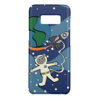 Major Tom Cat Case-Mate Samsung Galaxy S8 Case