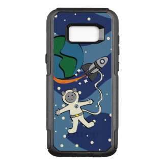 Major Tom Cat OtterBox Commuter Samsung Galaxy S8+ Case