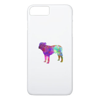 Majorca Ma in watercolor.png iPhone 8 Plus/7 Plus Case