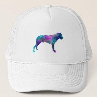 Majorca Shepherd Dog in watercolor Trucker Hat