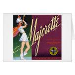 Majorette Brand Card