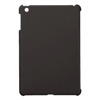 Majorly Handsome Black Color Cover For The iPad Mini