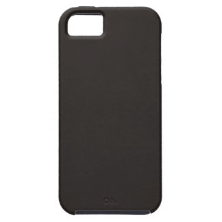Majorly Handsome Black Color iPhone 5 Cover