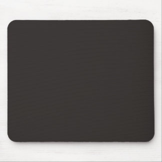 Majorly Handsome Black Colour Mouse Pad