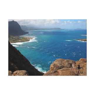 Makapuu Beach Canvas Print