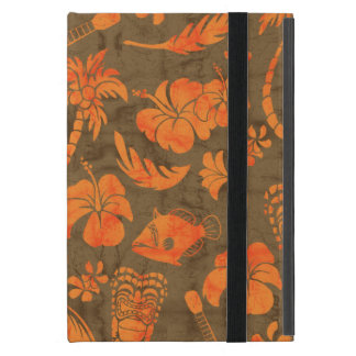 Makapuu Beach Hawaiian Batik Powis iPad Mini Case