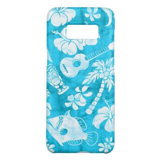 Makapuu Beach Hawaiian Batik Turquoise Case-Mate Samsung Galaxy S8 Case