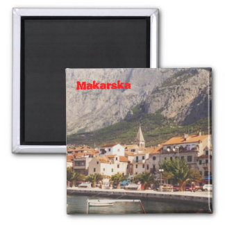 Makarska Magnet