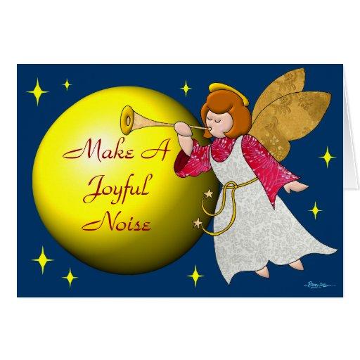 Make A Joyful Noise Card