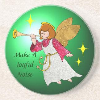 Make A Joyful Noise Coaster