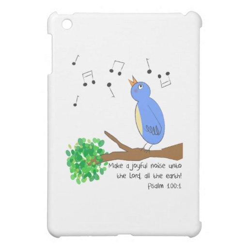 Make a Joyful Noise iPad Mini Covers
