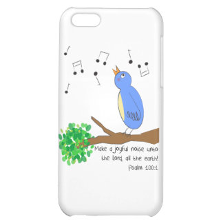 Make a Joyful Noise Case For iPhone 5C