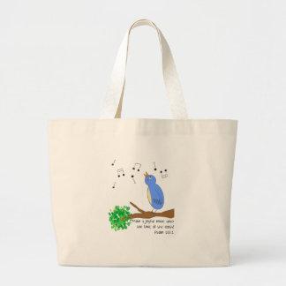 Make a Joyful Noise Jumbo Tote Bag