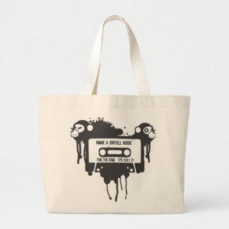 Make A joyful noise! Jumbo Tote Bag