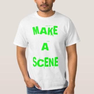 Make A Scene Tshirt
