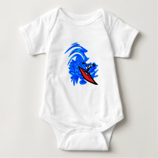 MAKE A SPLASH BABY BODYSUIT