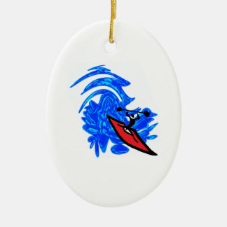 MAKE A SPLASH CERAMIC ORNAMENT