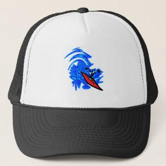 MAKE A SPLASH TRUCKER HAT