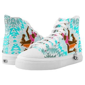 Make A Splash Unicorn Printed Shoes