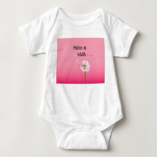 Make a wish. . . baby bodysuit