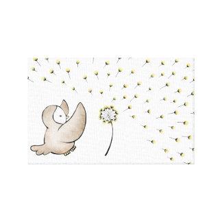 Make a Wish Canvas Print