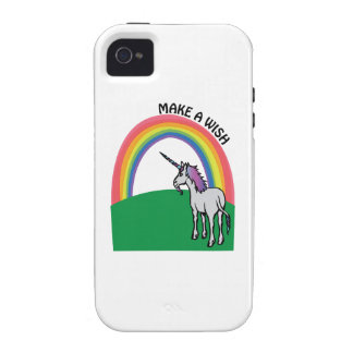 Make a Wish iPhone 4 Cover