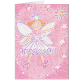 Make a Wish 'Good Luck'greetings card