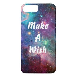 Make a Wish iPhone 7 Plus Case! iPhone 8 Plus/7 Plus Case