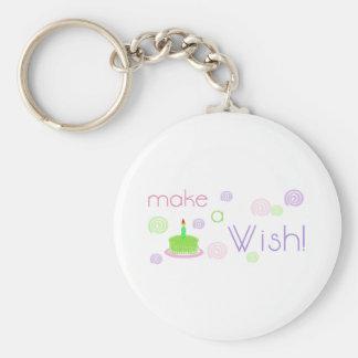 Make a Wish Keychains