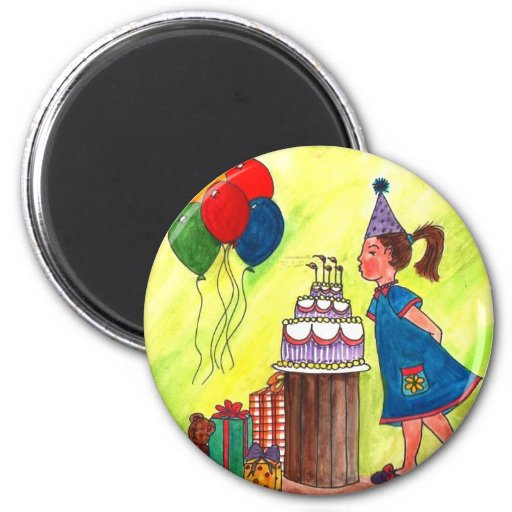 Make a Wish! Magnet