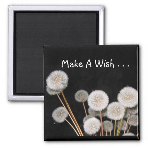 Make A Wish - Magnet