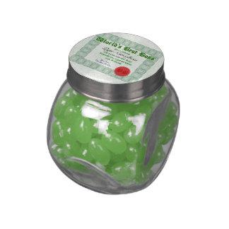 Make a World's Best Boss Certificate Glass Jar