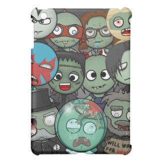Make A Zombie iPad Case #2