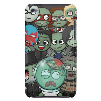 Make A Zombie iPod Touch 4G Case #2